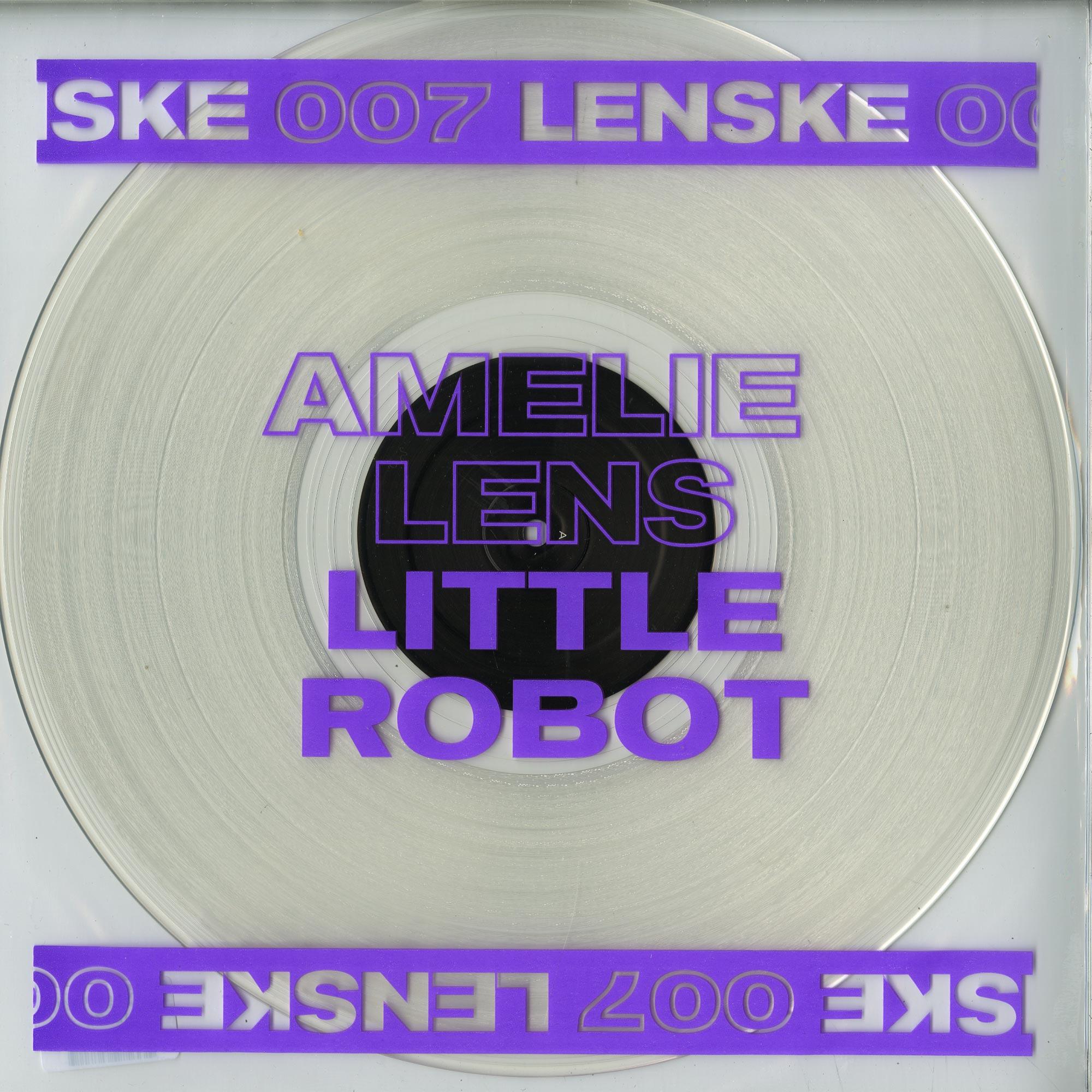 Amelie Lens - LITTLE ROBOT EP
