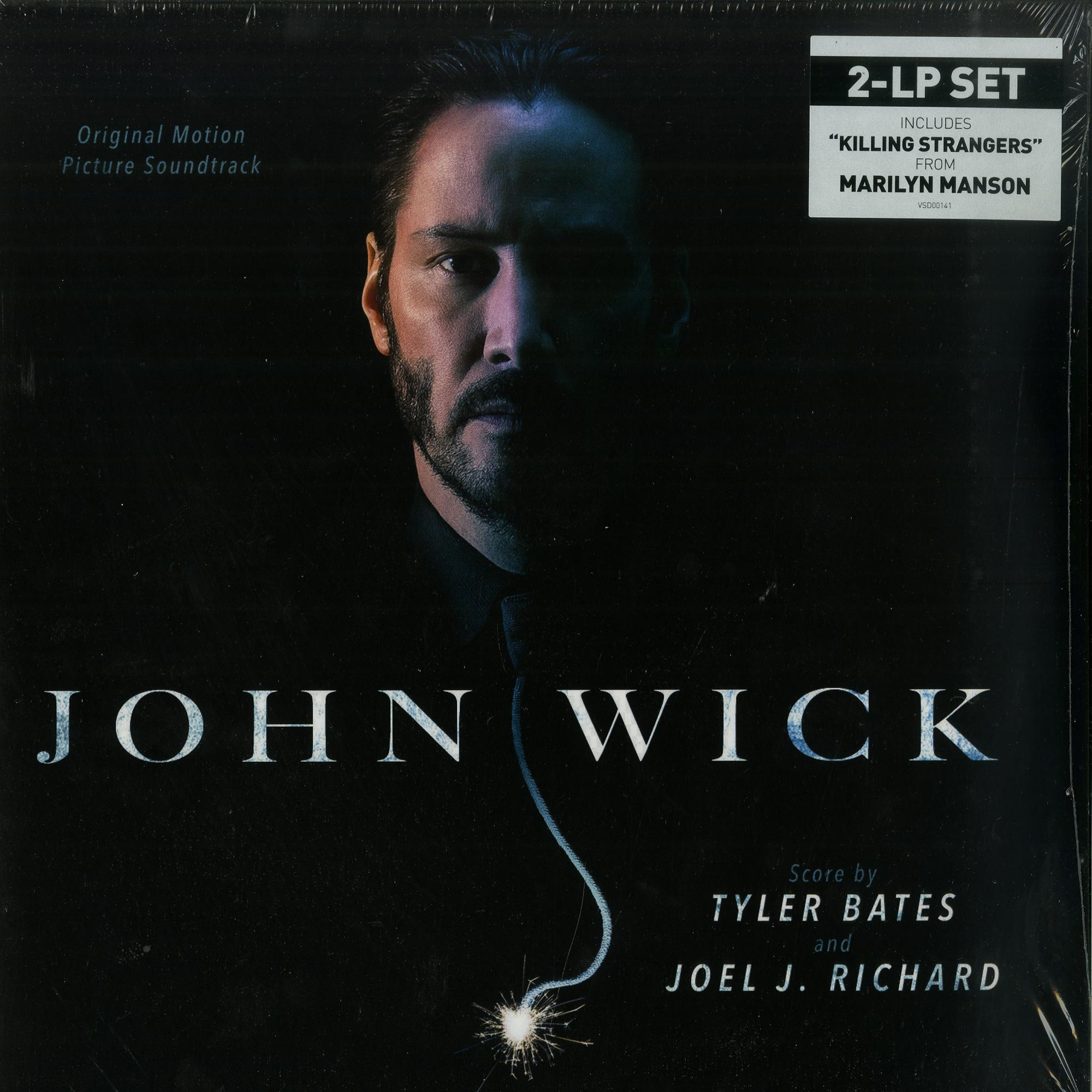 Tyler Bates & Joel J. Richard - JOHN WICK O.S.T.