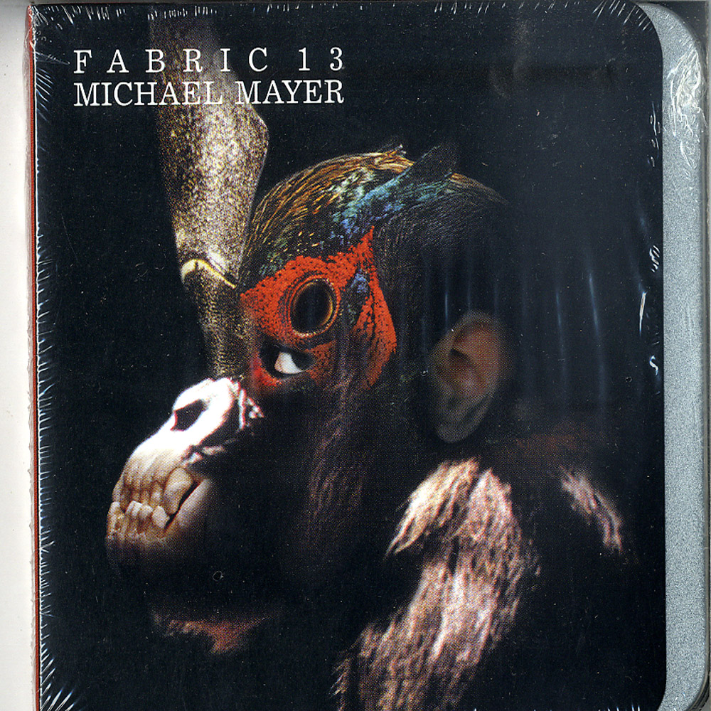 Michael Mayer - FABRIC MIX CD 13