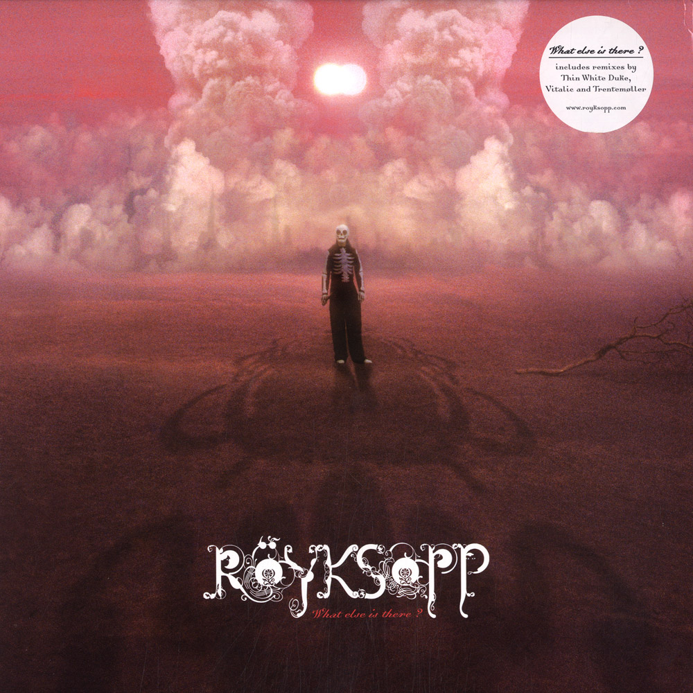Royksopp - WHAT ELSE IS THERE ?