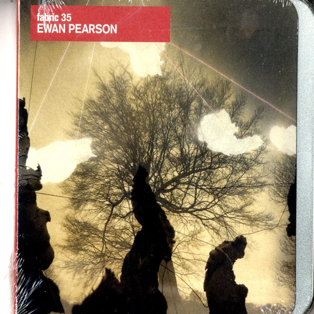 Various mixed by Ewan Pearson - FABRIC 35 MIX CD