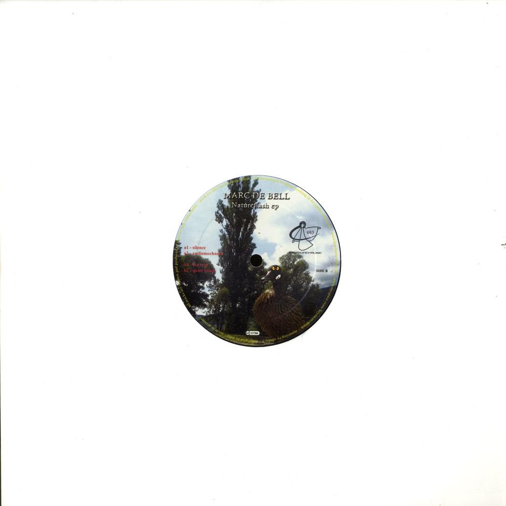 Marc De Bell - NATUREFLASH EP