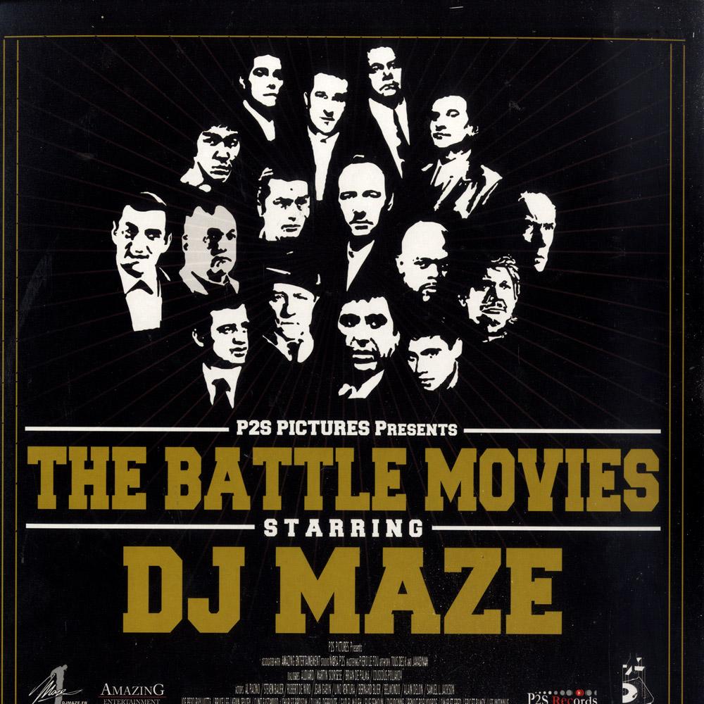 DJ Maze - THE BATTLE MOVIE