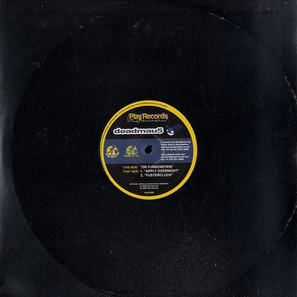 Deadmau5 - DR.FUNKENSTEIN