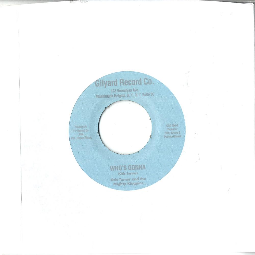 Otis Turner - DO THE FUNKY DONKEY