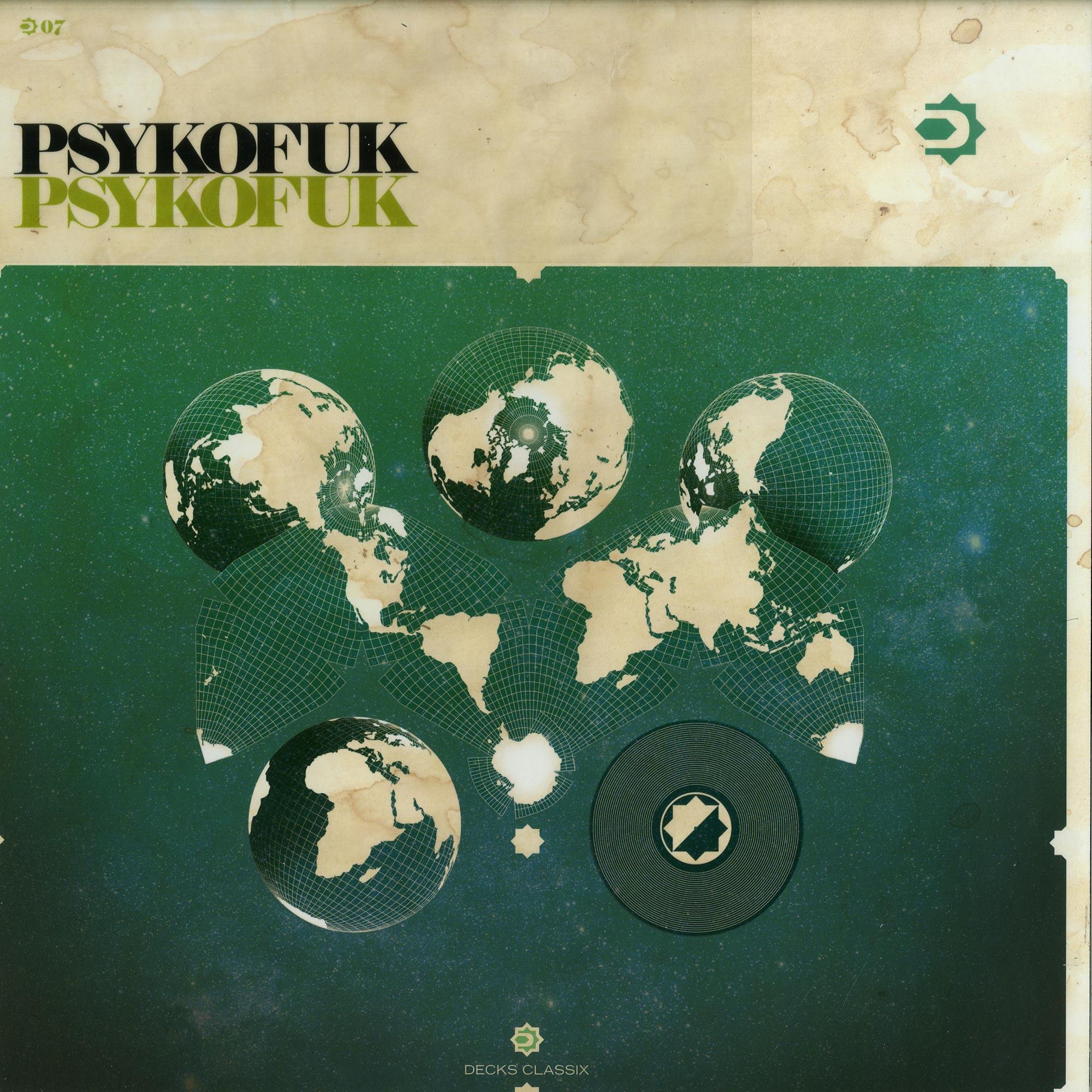 Psykofuk - PSYKOFUK