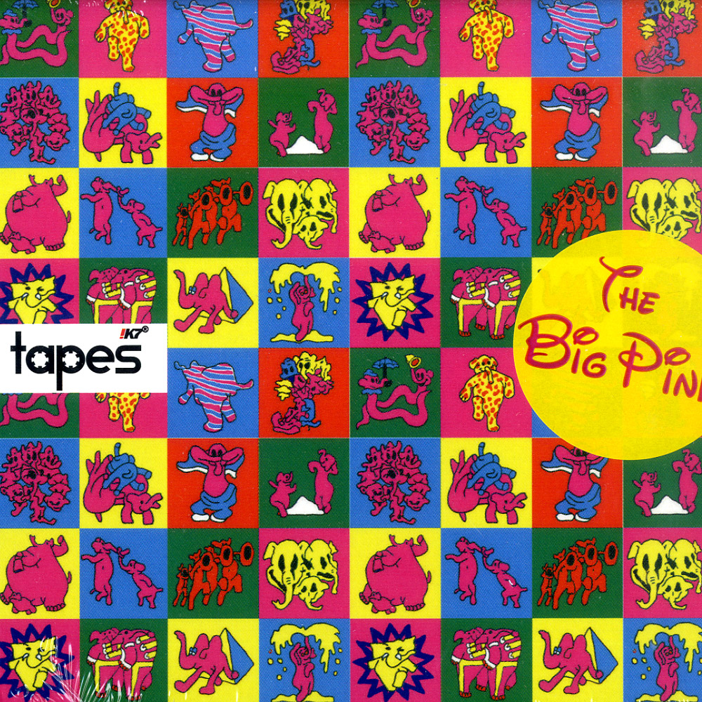The Big Pink - TAPES