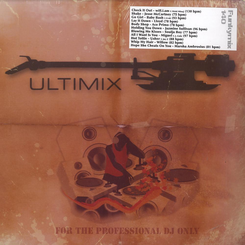 Various Artists - FUNKYMIX 140