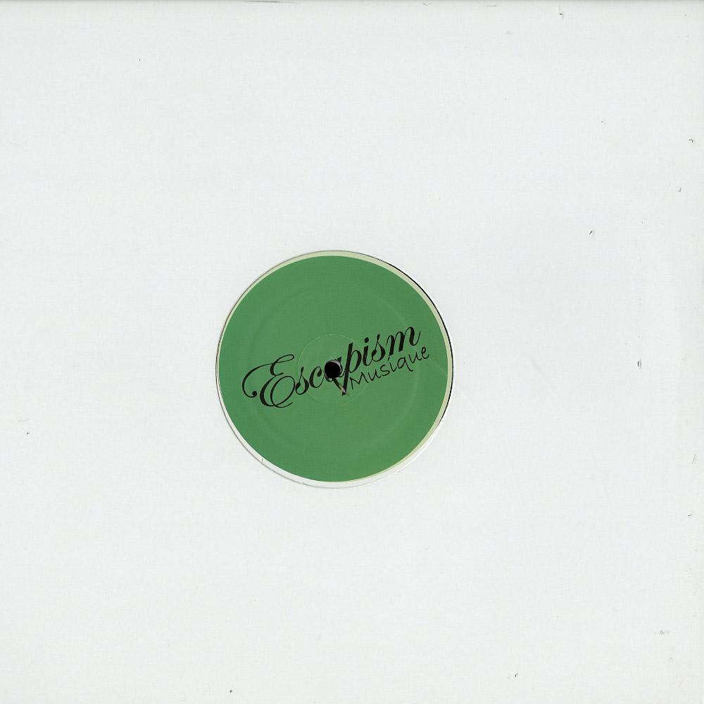 Various Artists - ESCAPISM MUSIQUE - GOES ON VINYL PART 1 & PART 2