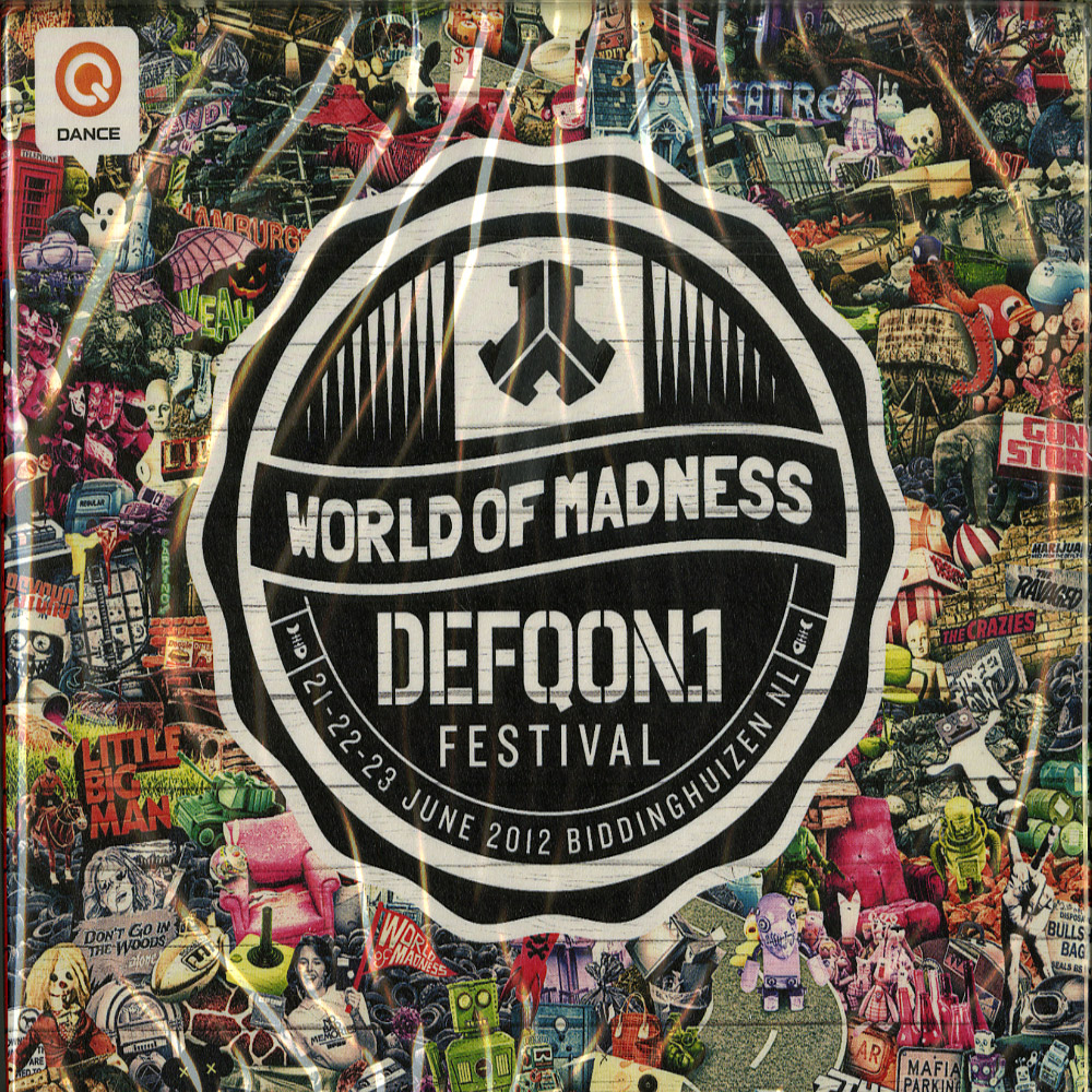 Various Artists - DEFQON.1 - WORLD OF MADNESS