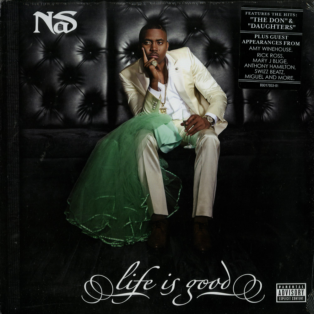 Nas - LIFE IS GOOD