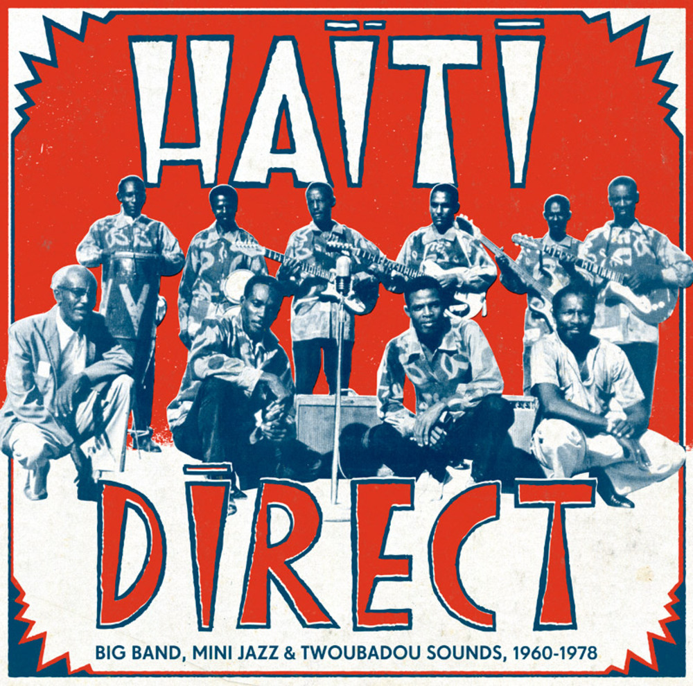 Various Artists compiled by Hugo Mendez - HAITI DIRECT