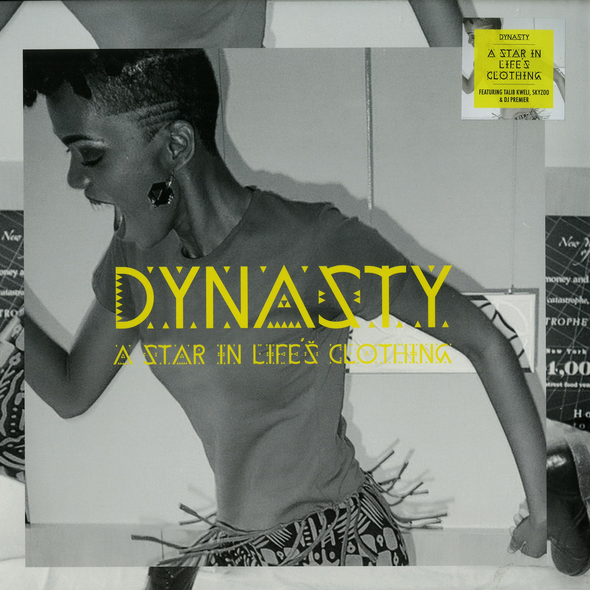 Dynasty - A STAR IN LIFES CLOTHING