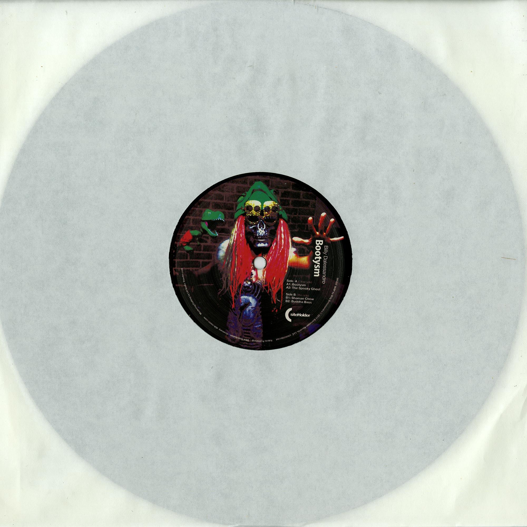 Billy Dalessandro - BOOTYSM