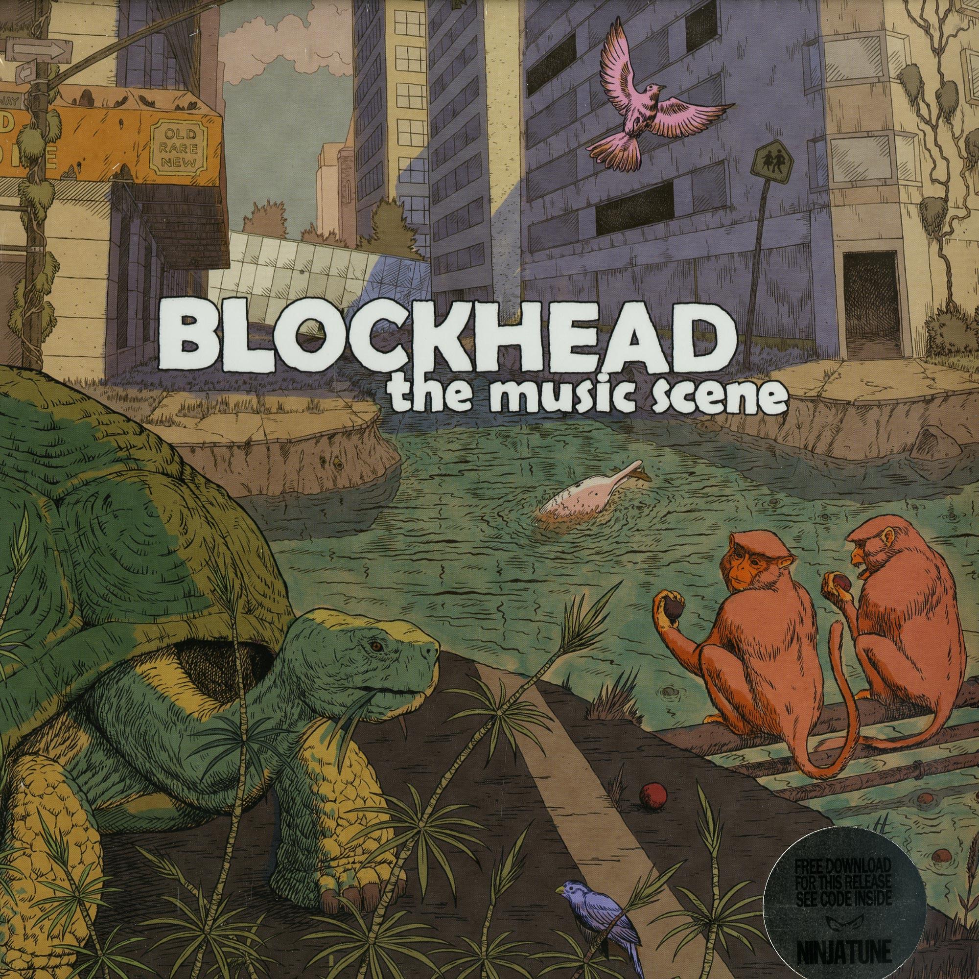 The Blockhead - THE MUSIC SCENE