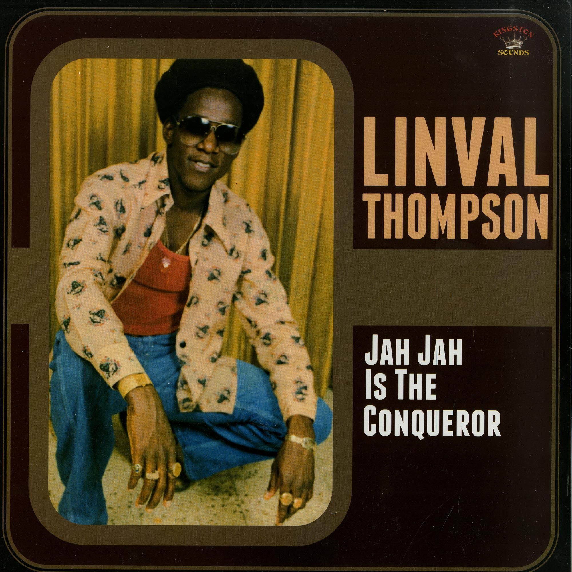 Linval Thompson - JAH JAH IS THE CONQUEROR