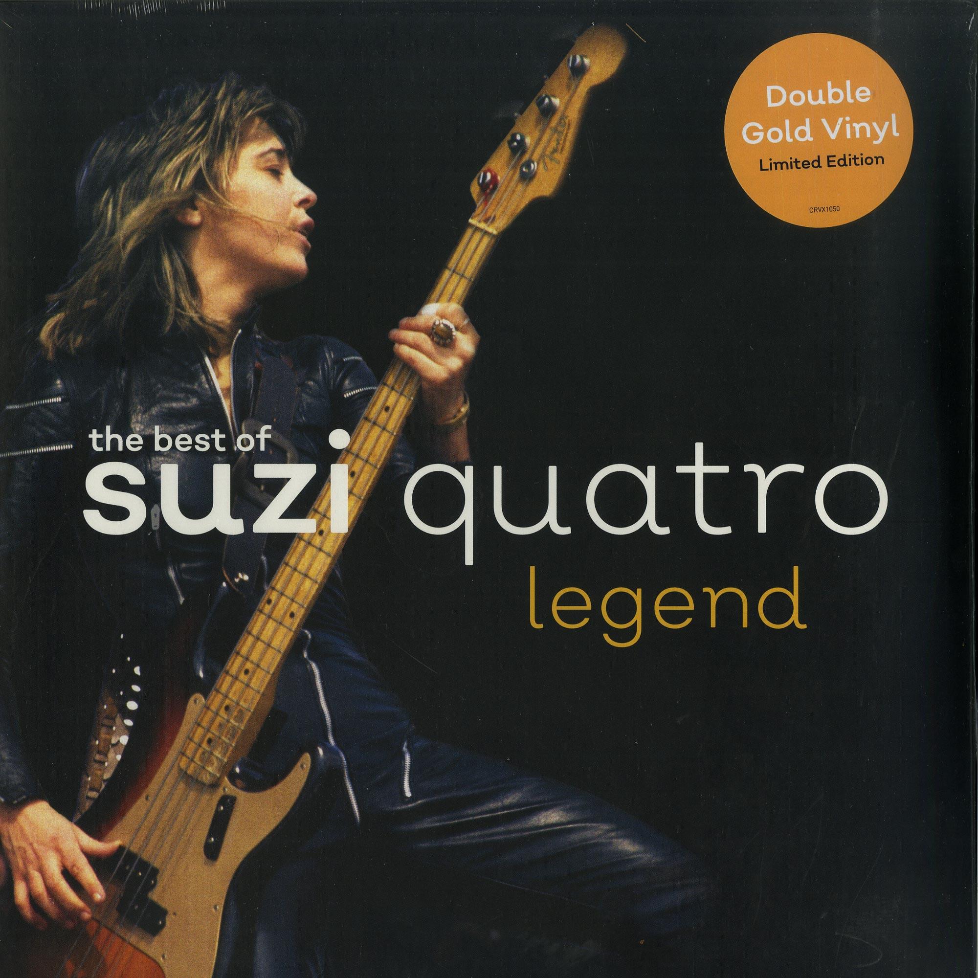 Suzi Quatro - THE BEST OF SUZI QUATRO: LEGEND