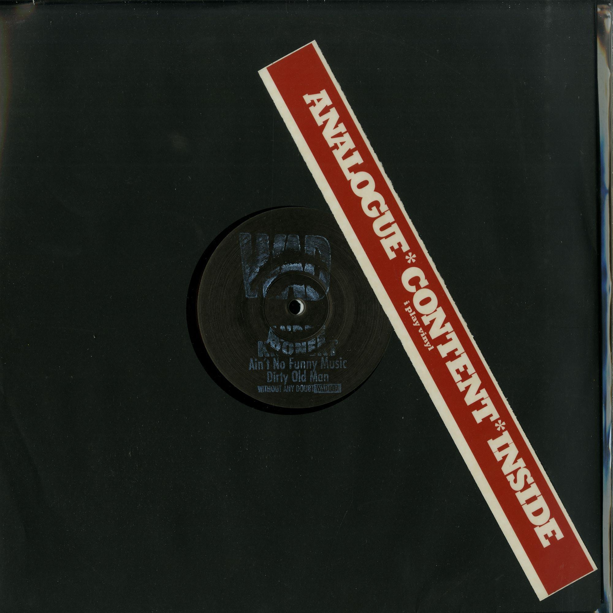 Andre Kronert / Gary Beck - WADPACK 001