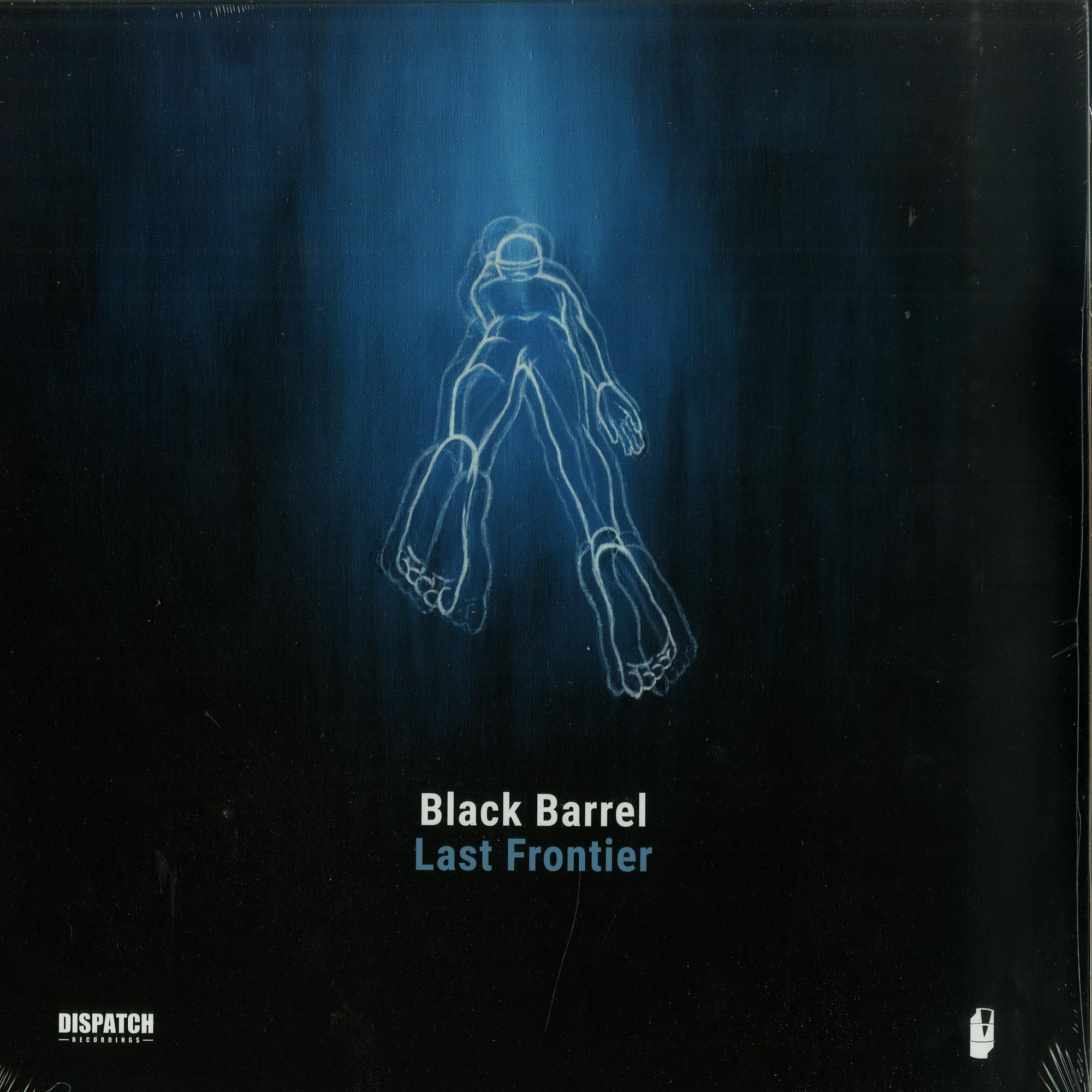 Black Barrel - LAST FRONTIER LP