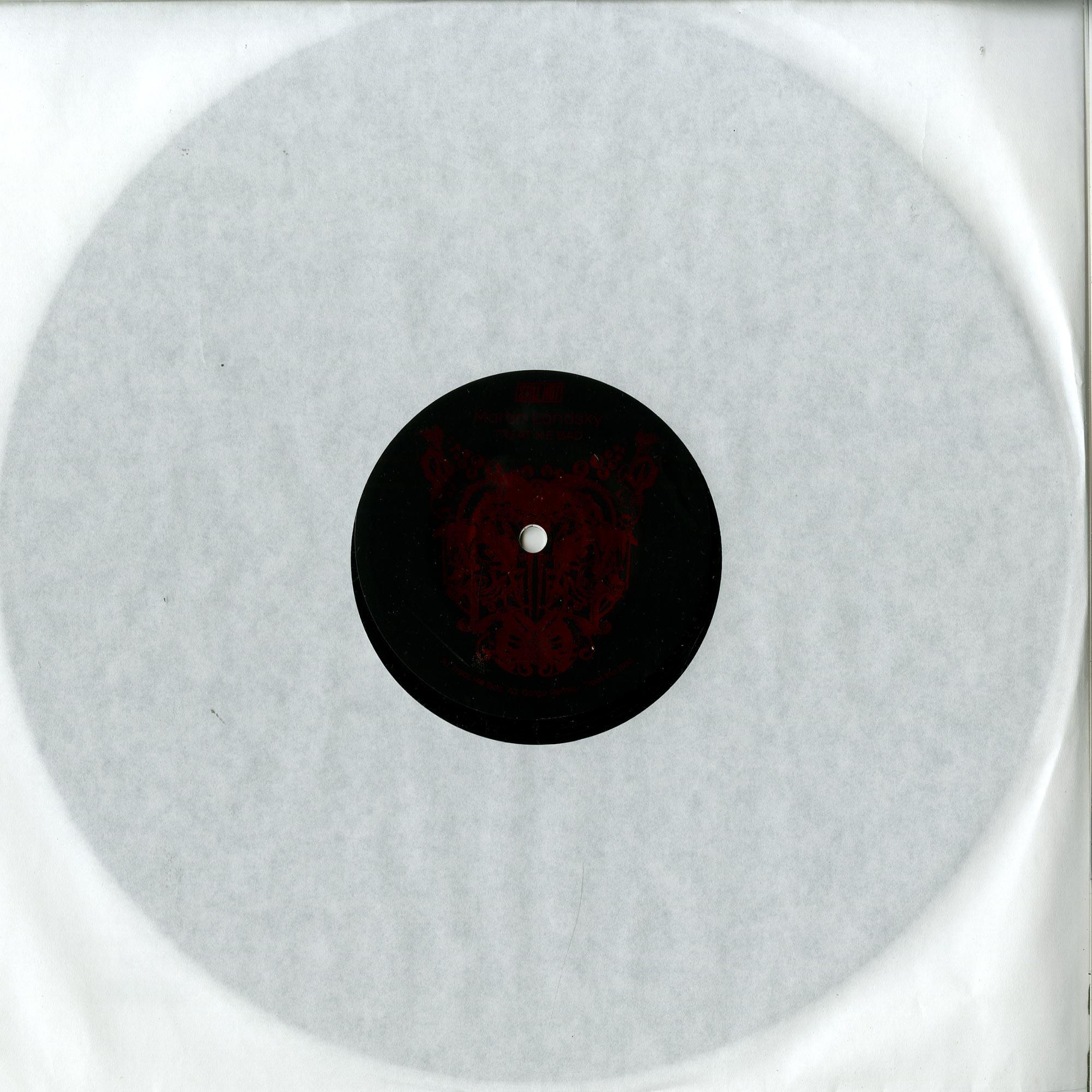 Martin Landsky - TREAT ME BAD