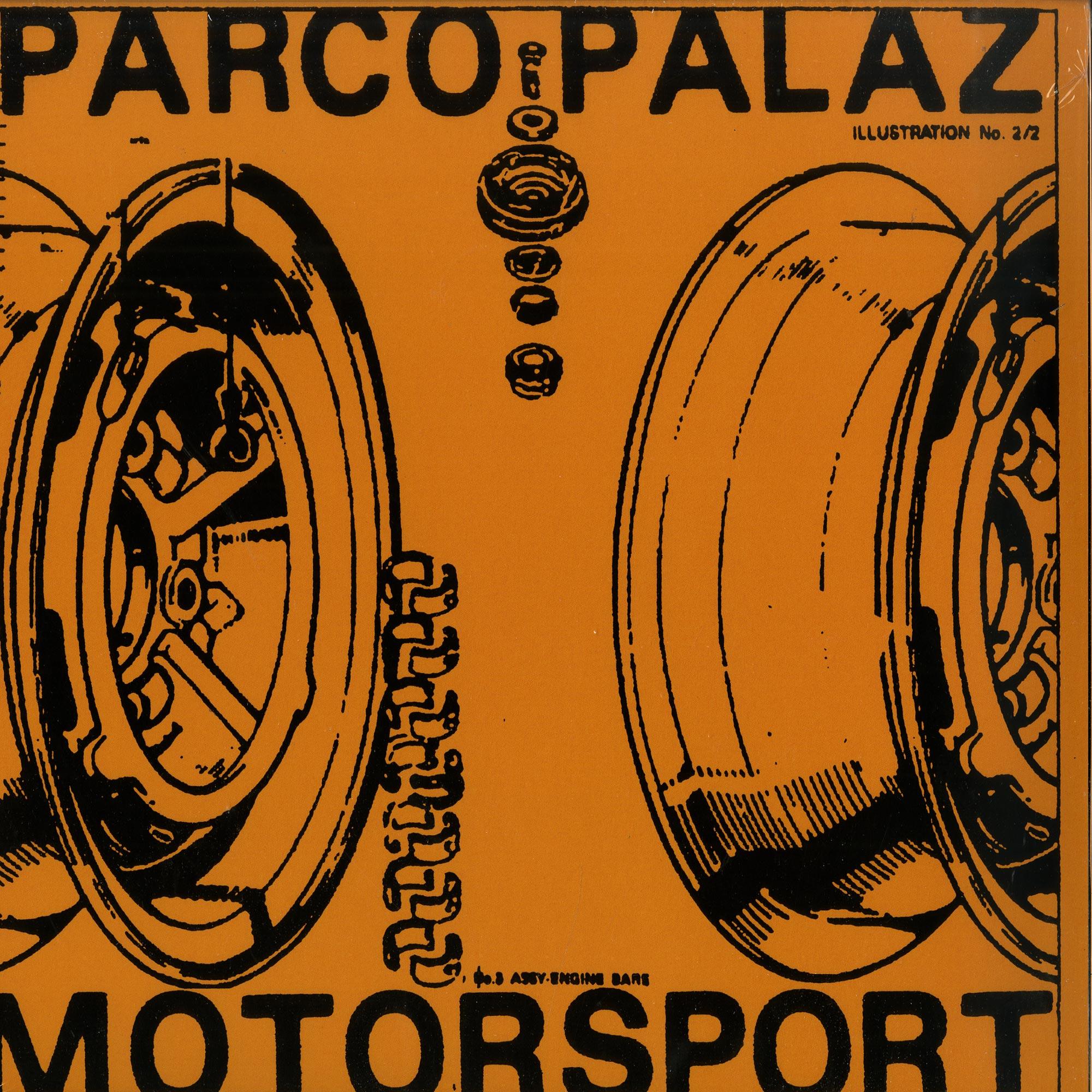 Parco Palaz - MOTORSPORT EP
