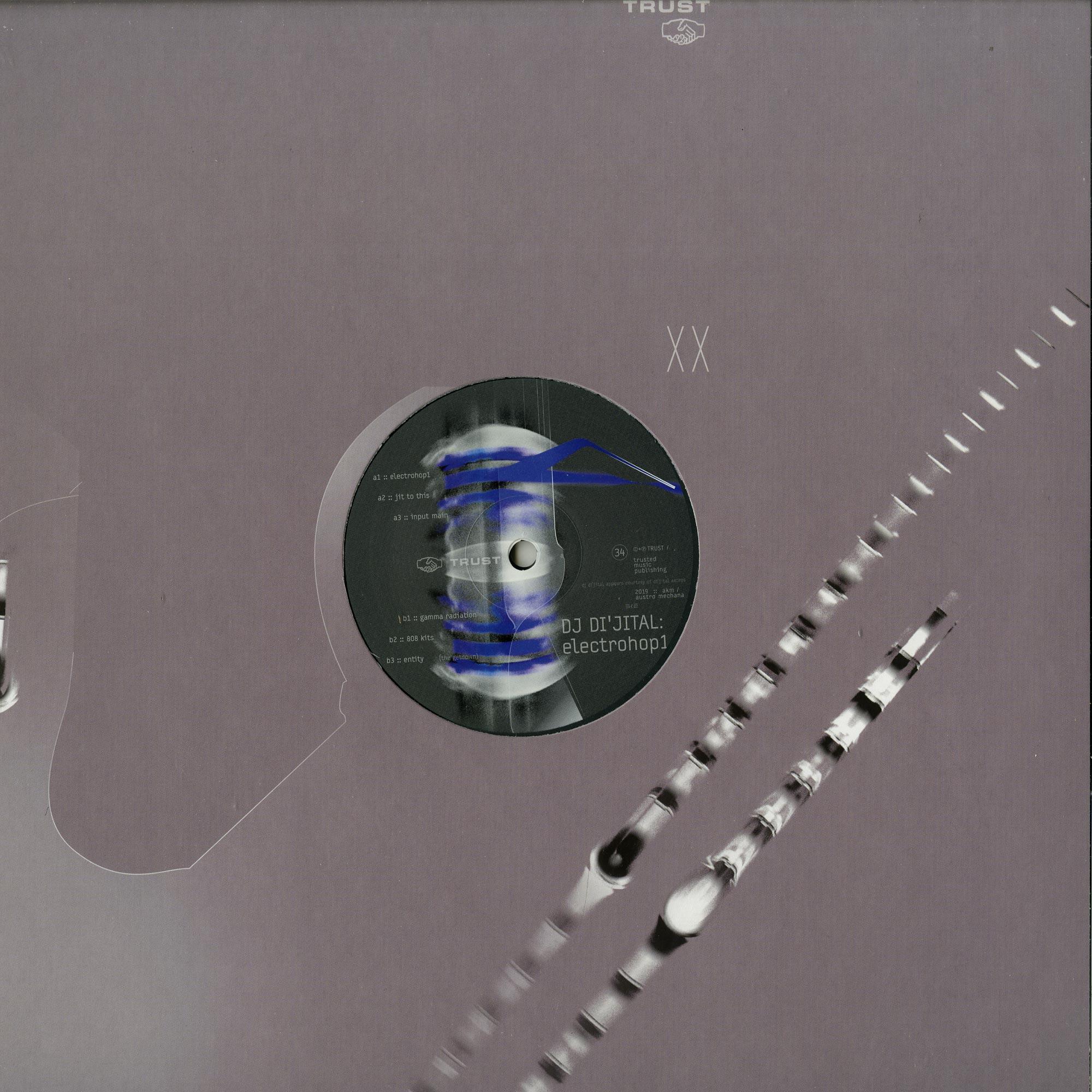 DJ Dijital - ELECTROHOP1