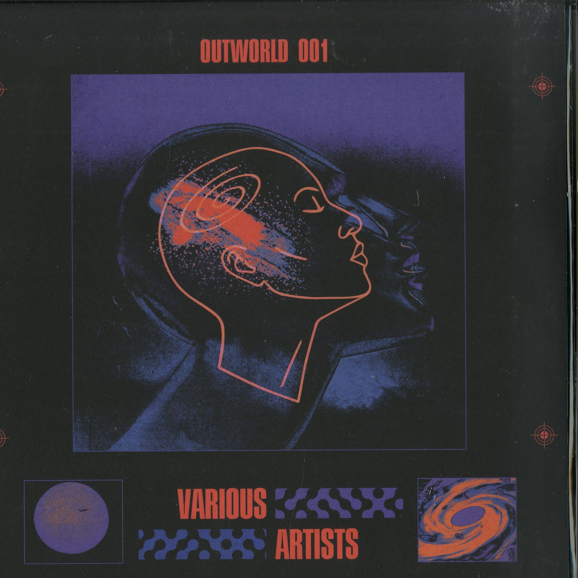 Klangkuenstler / Rudosa / Hush & Sleep - OUTWORLD001