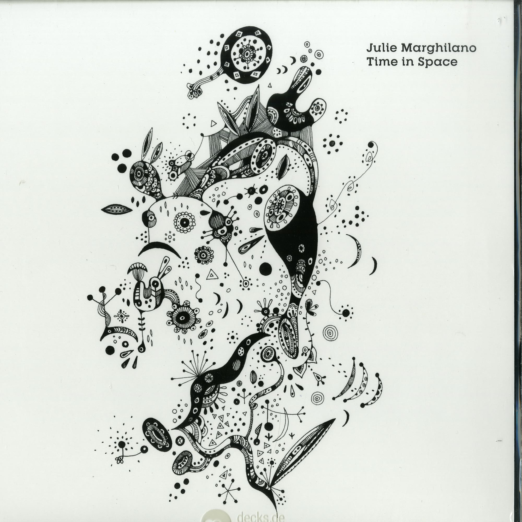 Julie Marghilano - TIME IN SPACE