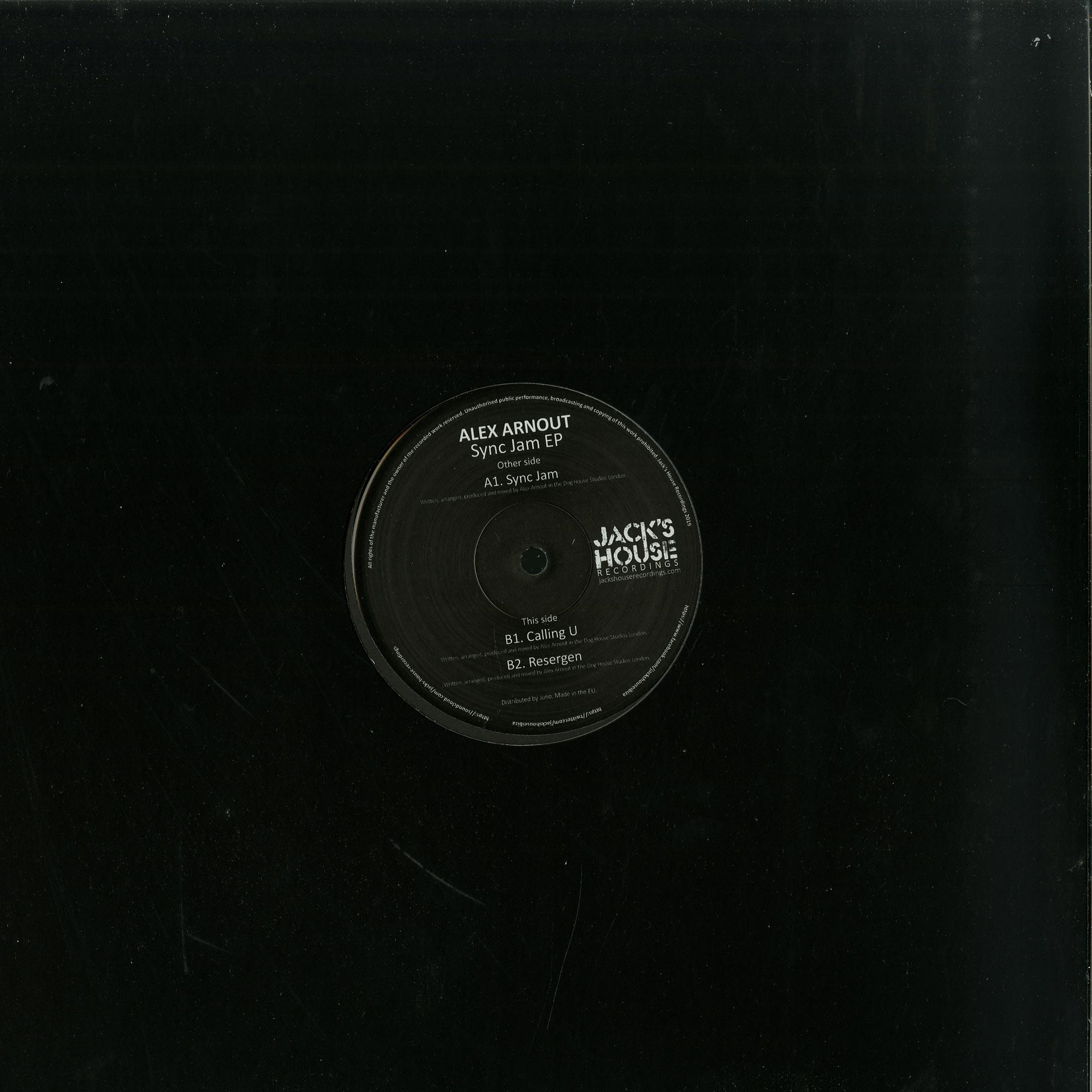 Alex Arnout - SYNC JAM EP