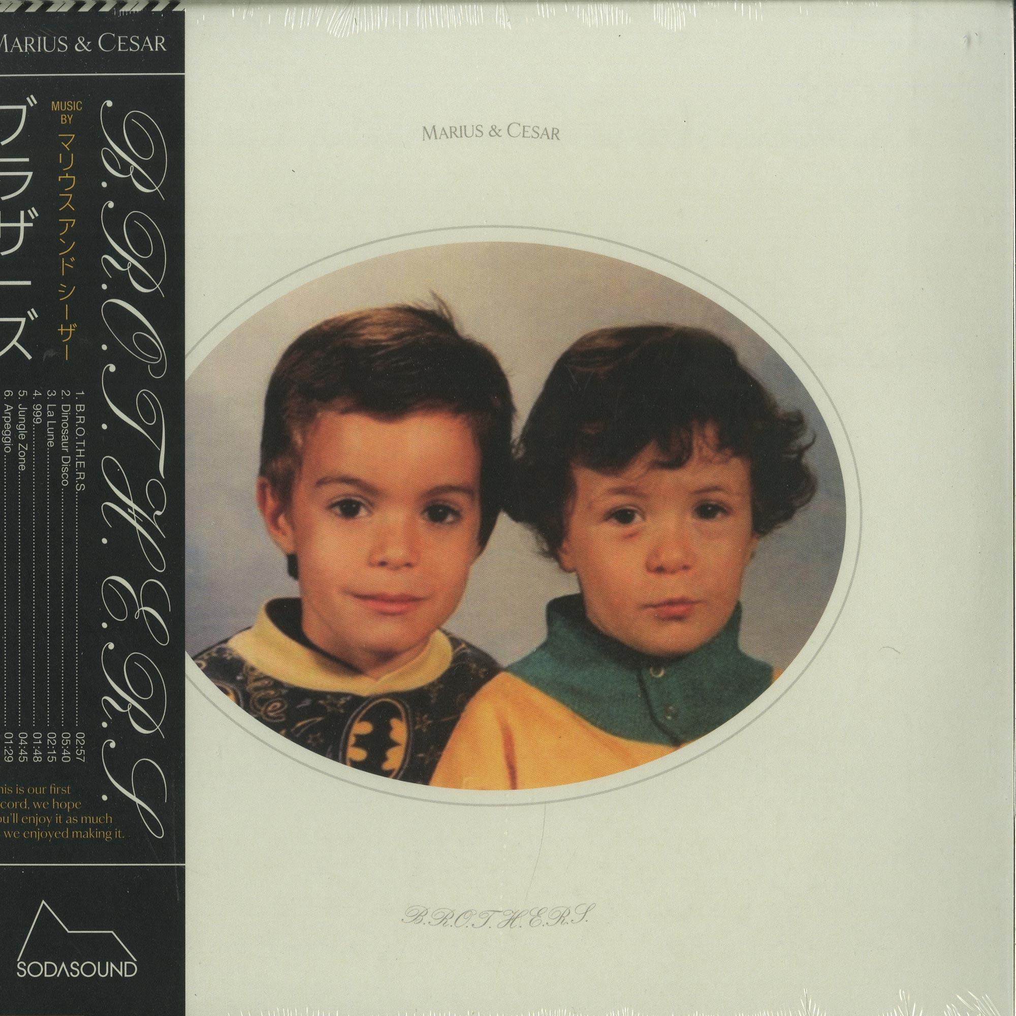 Marius & Cesar - B.R.O.T.H.E.R.S.