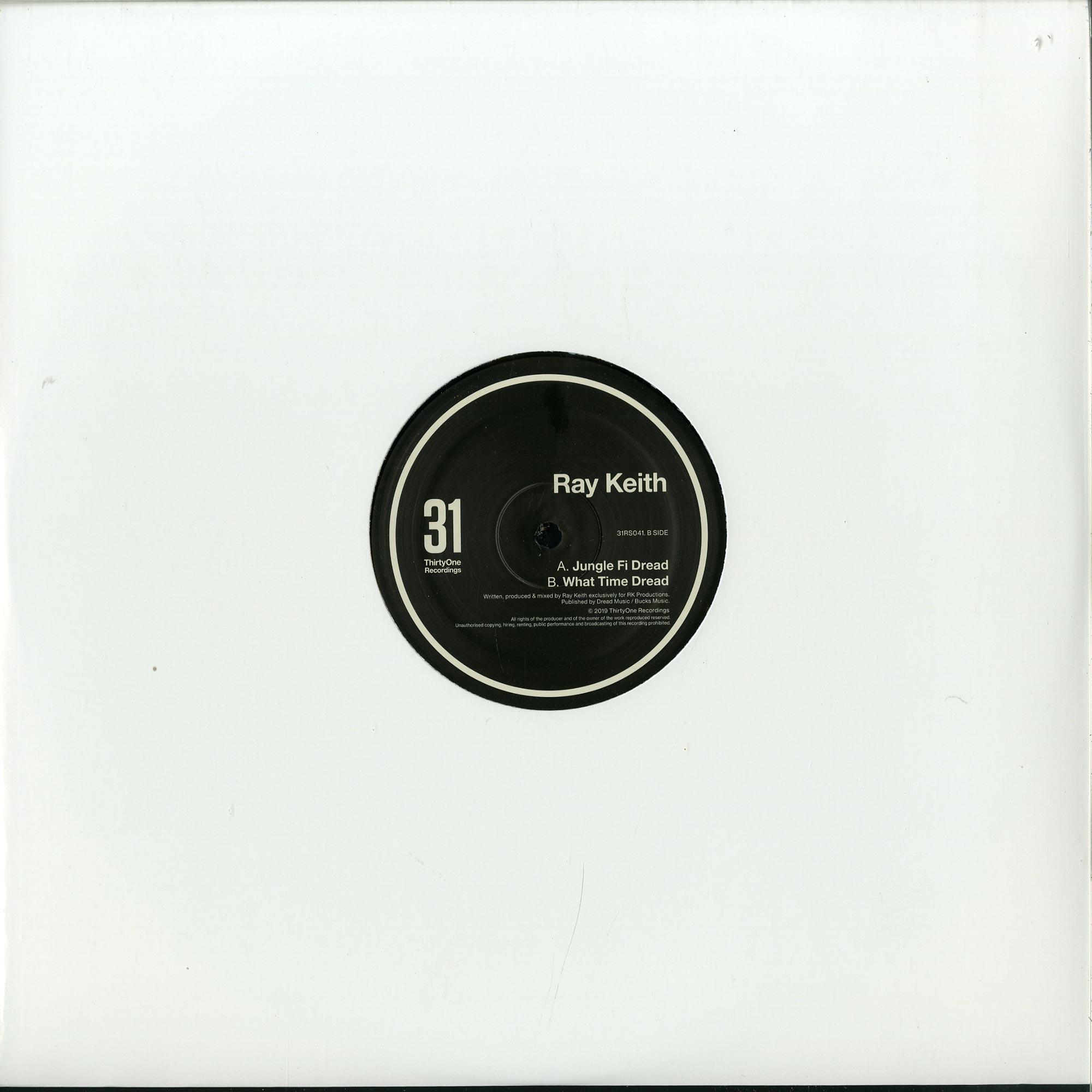 Ray Keith - JUNGLE FI DREAD