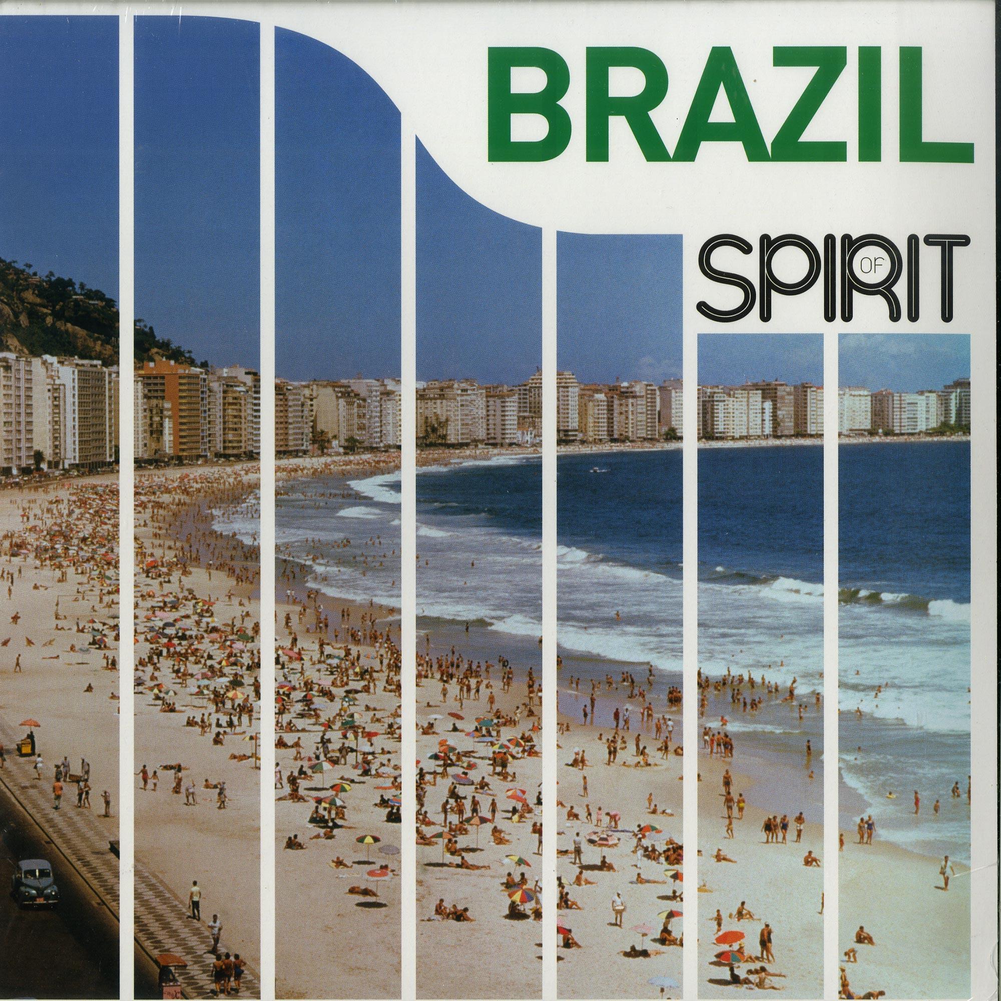 Various Artists - SPIRIT OF BRAZIL