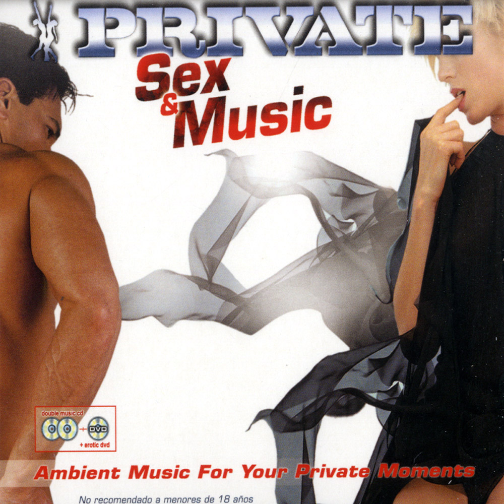 Various - PRIVATE - SEX AND MUSIC