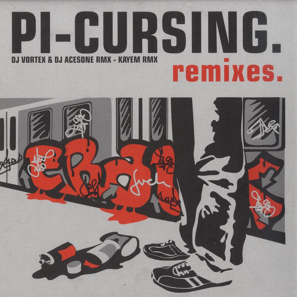 DJ Acesone - PI-CURSING - REMIXES