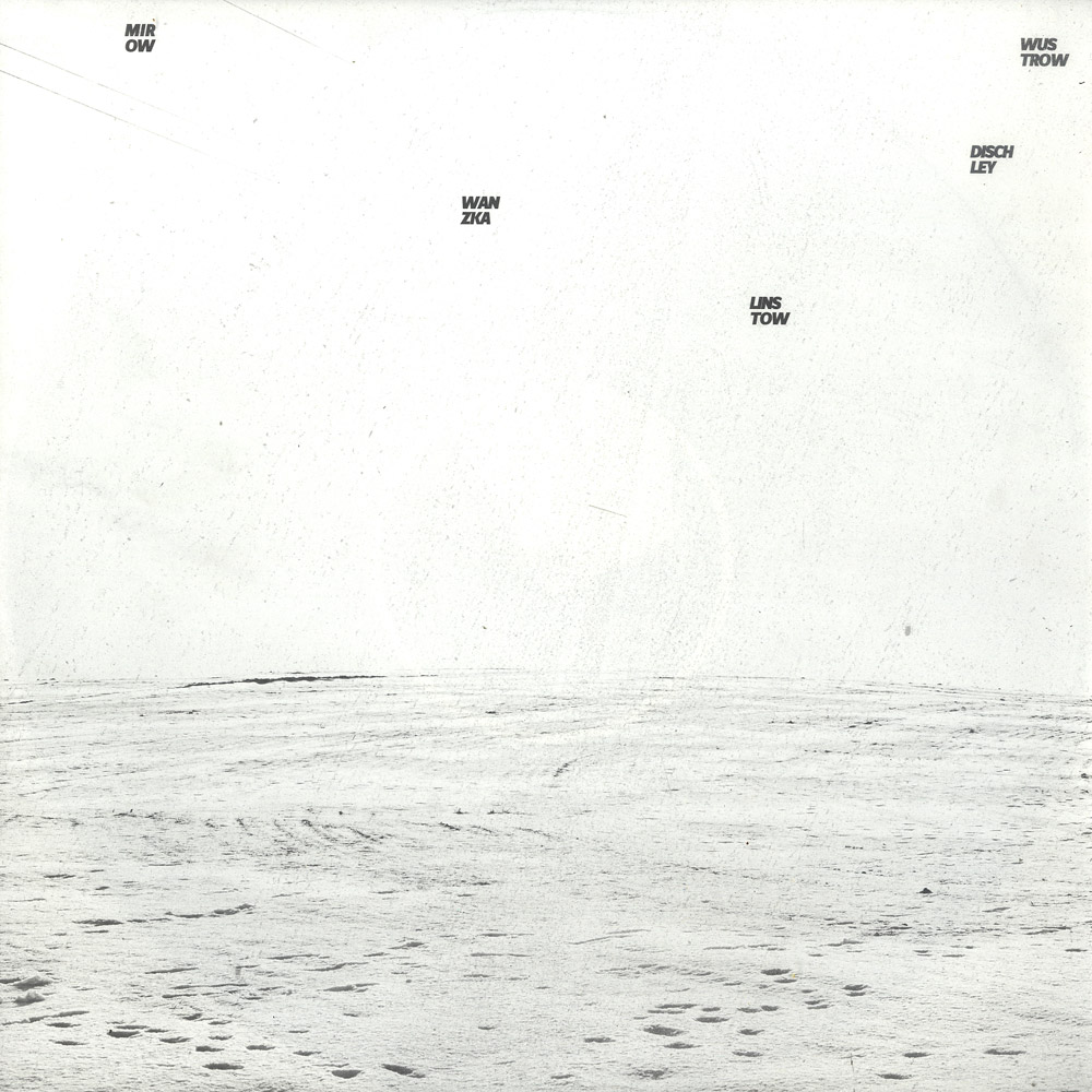 Sandro Schaeufler - Mirow EP
