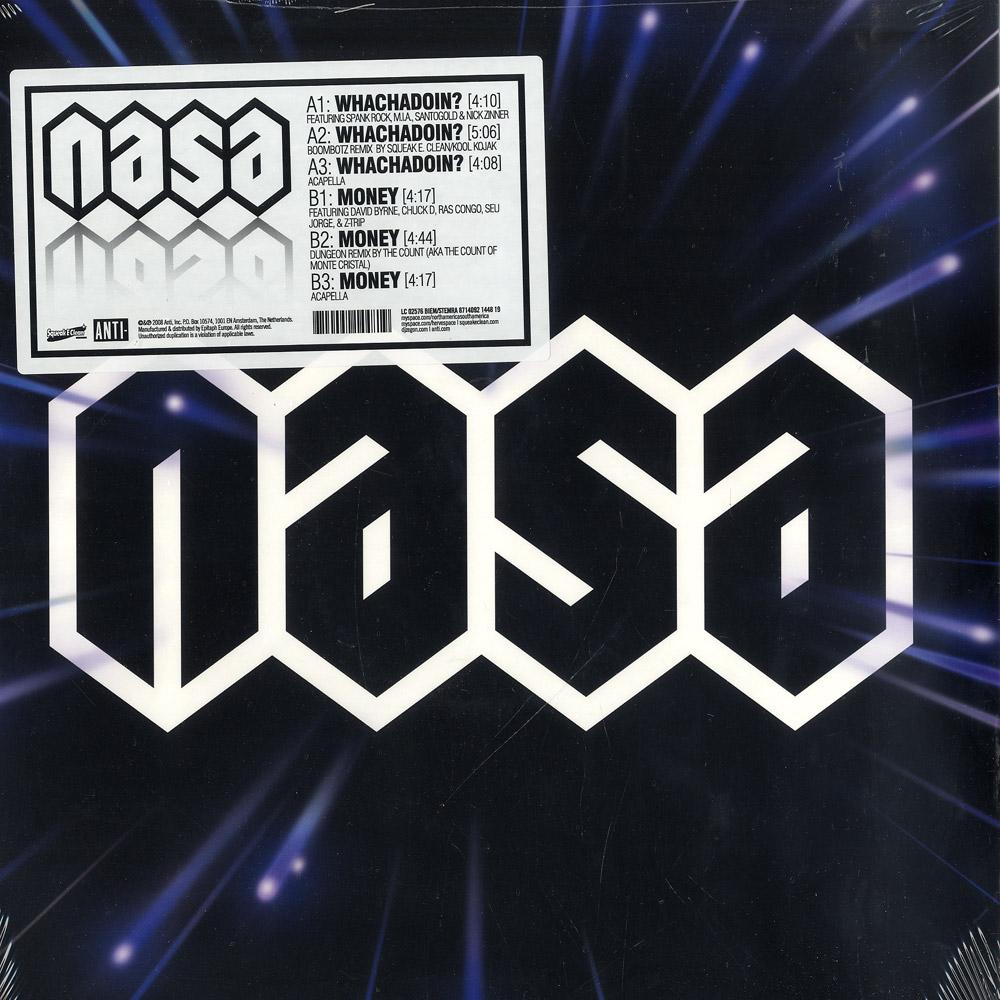 NASA - WHACHADOIN? / MONEY