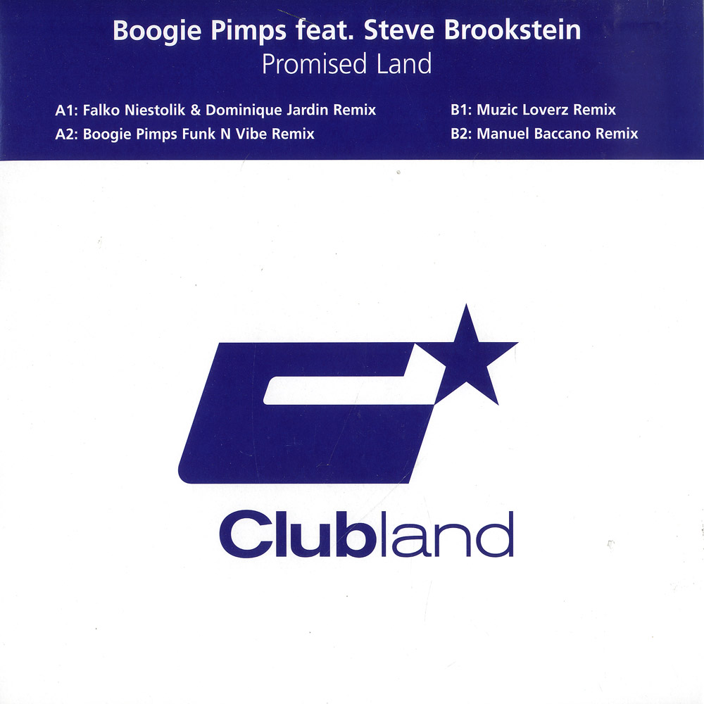 Boogie Pimps - PROMISED LAND