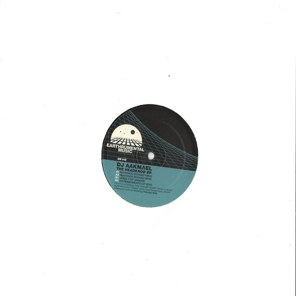 DJ Aakmael - The Headknod EP