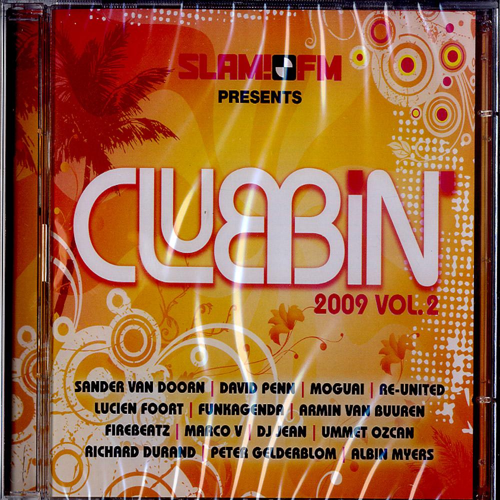 Various Artists - CLUBBIN 2009 VOL.
