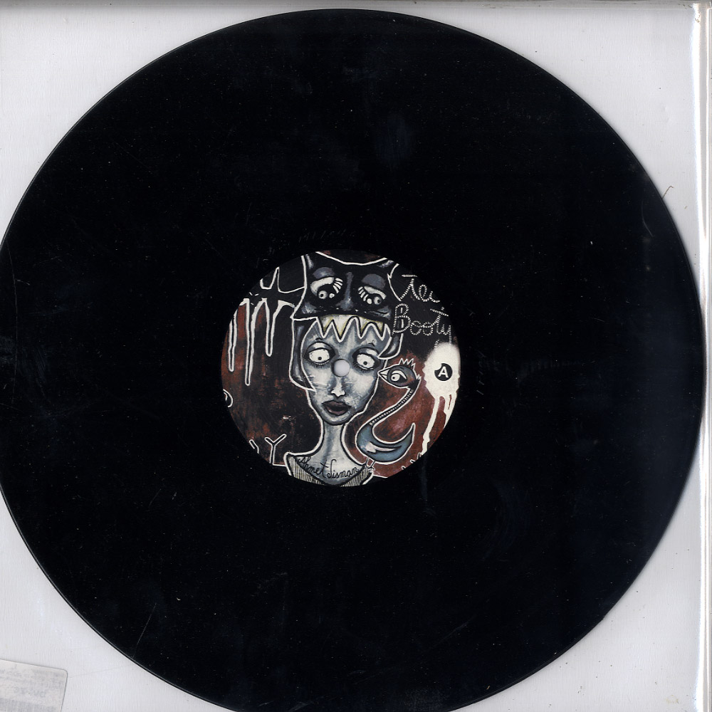 Ahmet Sisman - HI TECH BOOTY EP