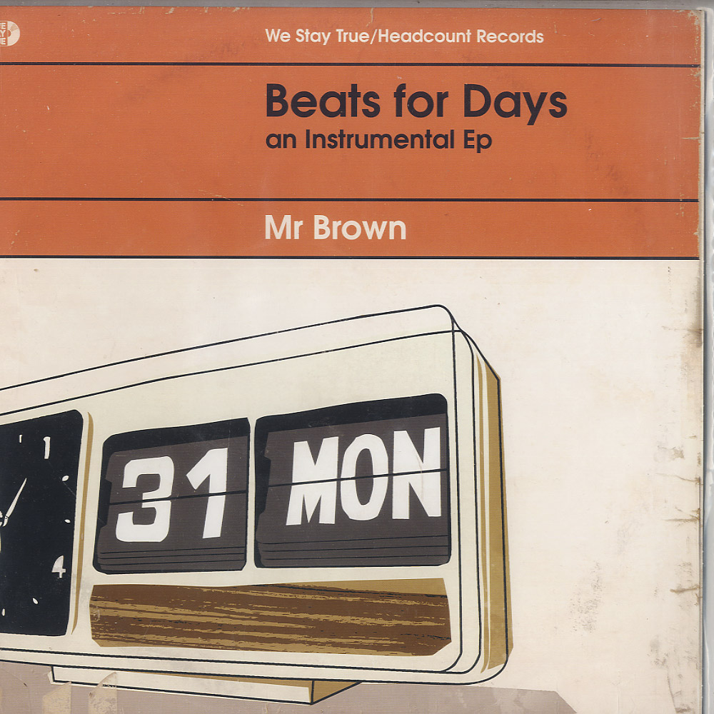 Mr Brown - BEATS FOR DAYS