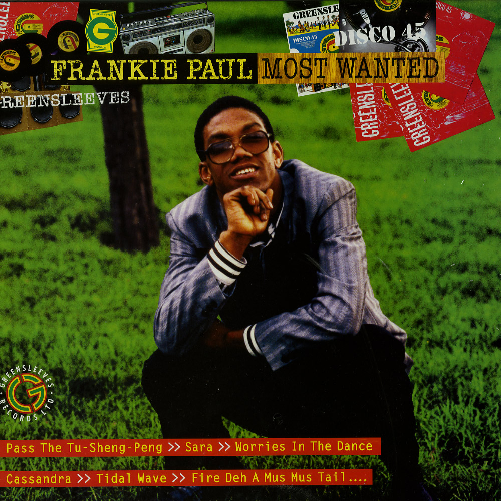 Frankie Paul - MOST WANTED