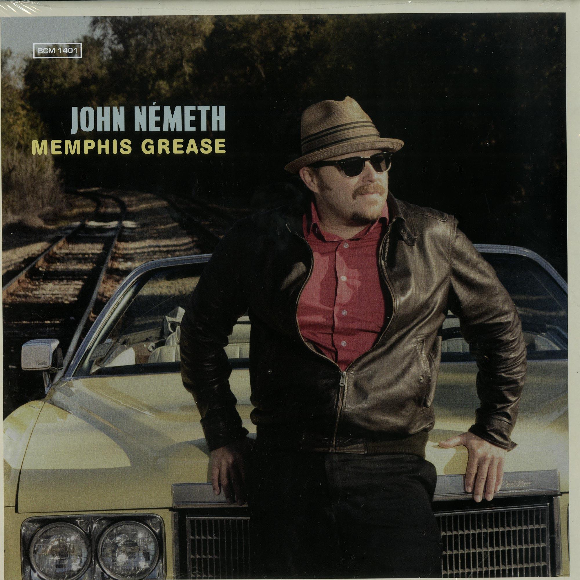 John Nemeth - MEMPHIS GREASE