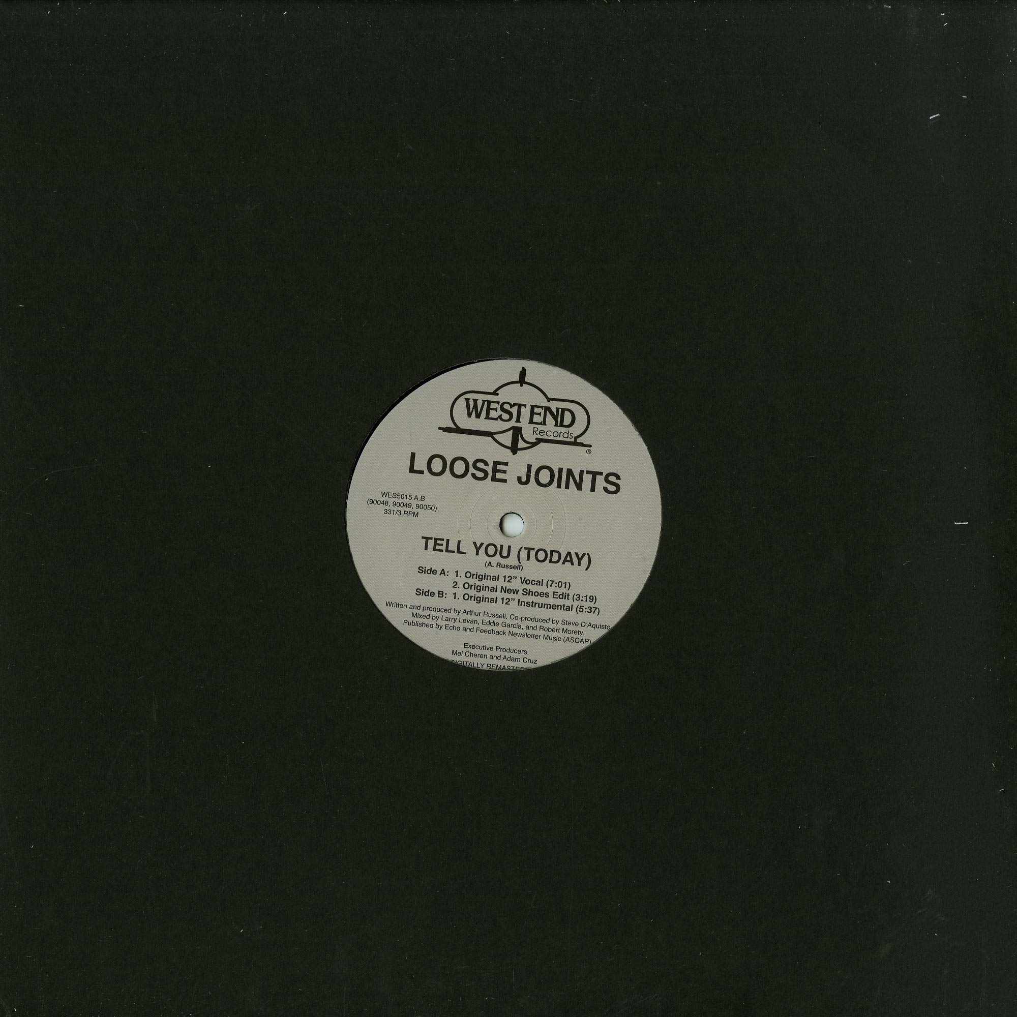 Loose Joints - TELL YOU