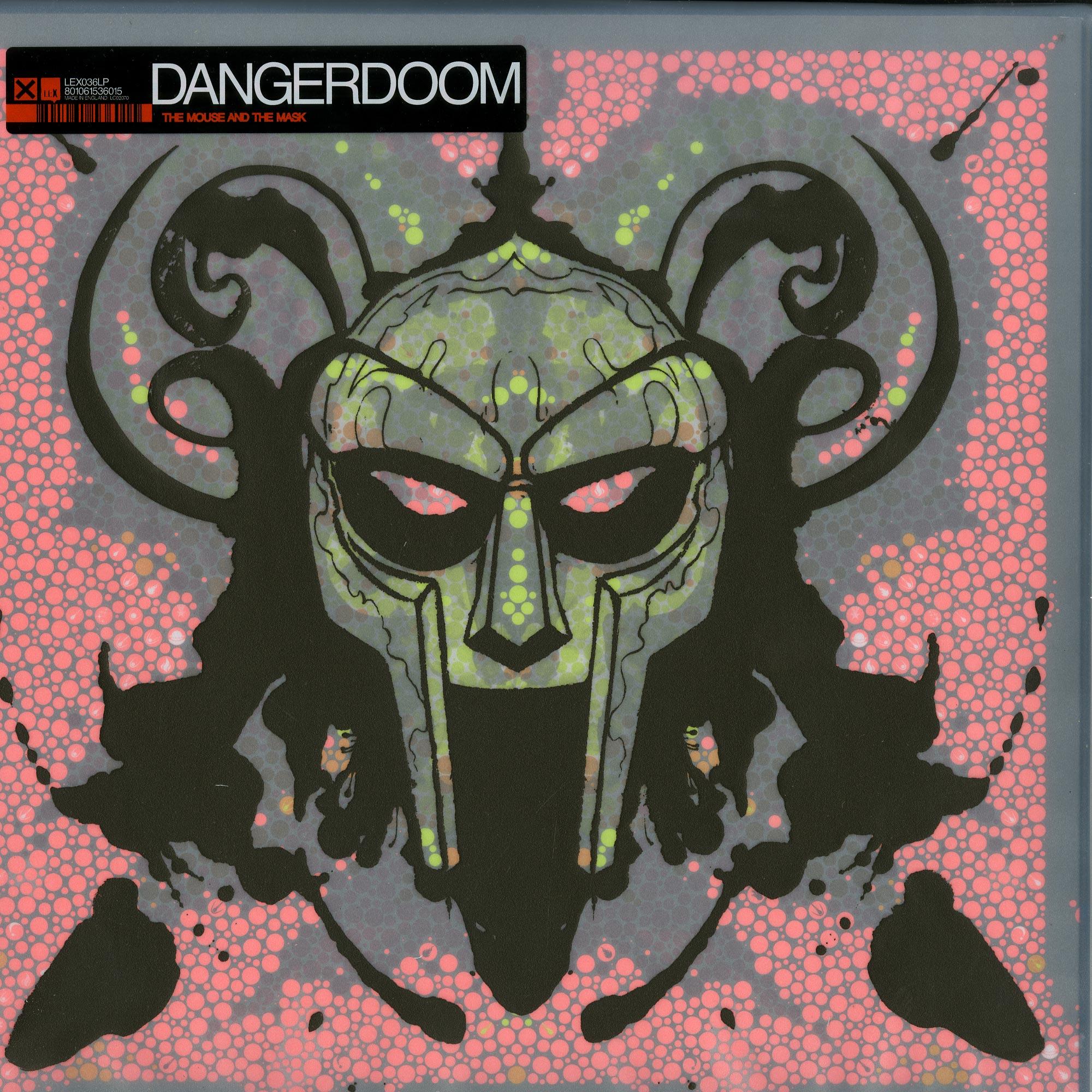 Dangerdoom - THE MOUSE & THE MASK