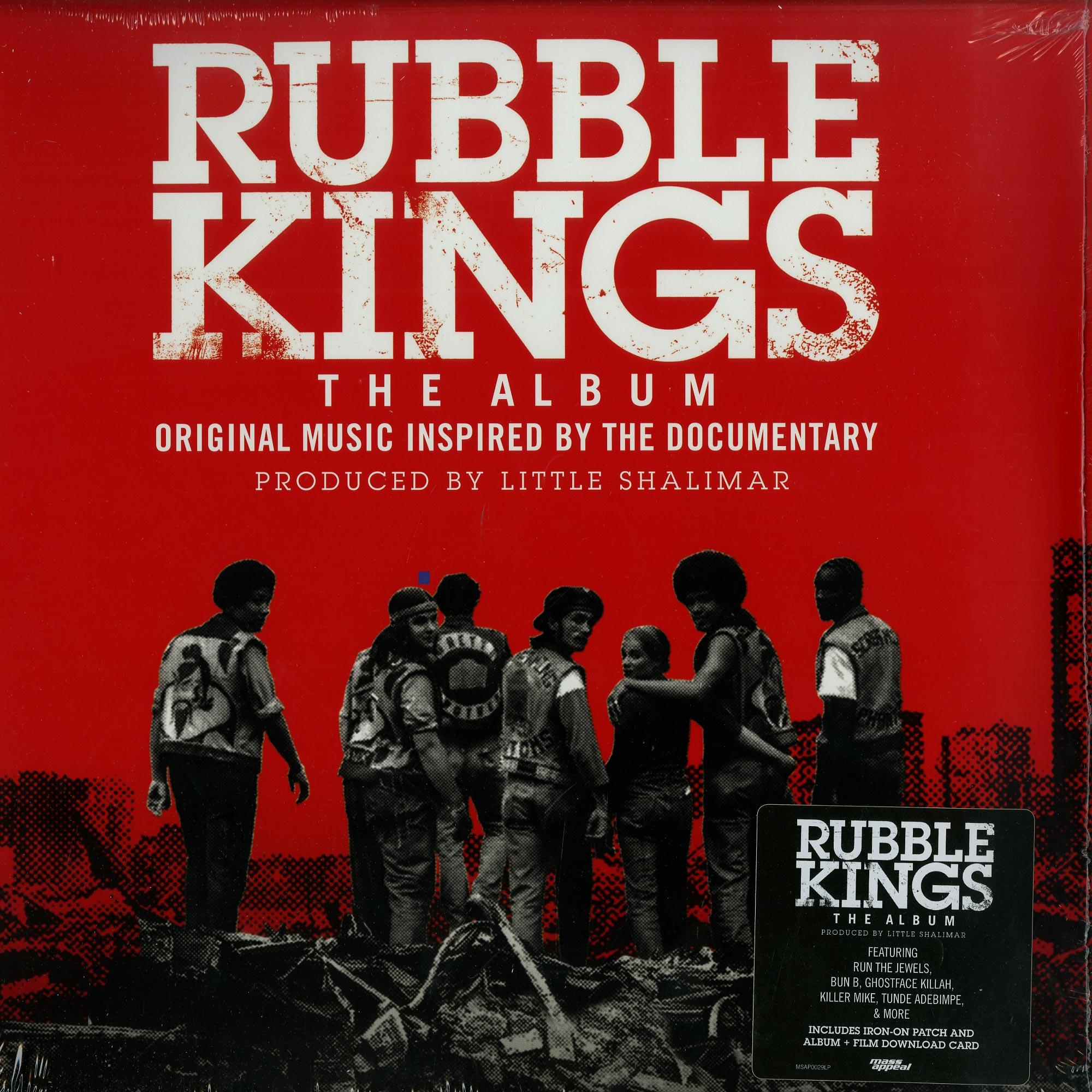 Various - RUBBLE KINGS