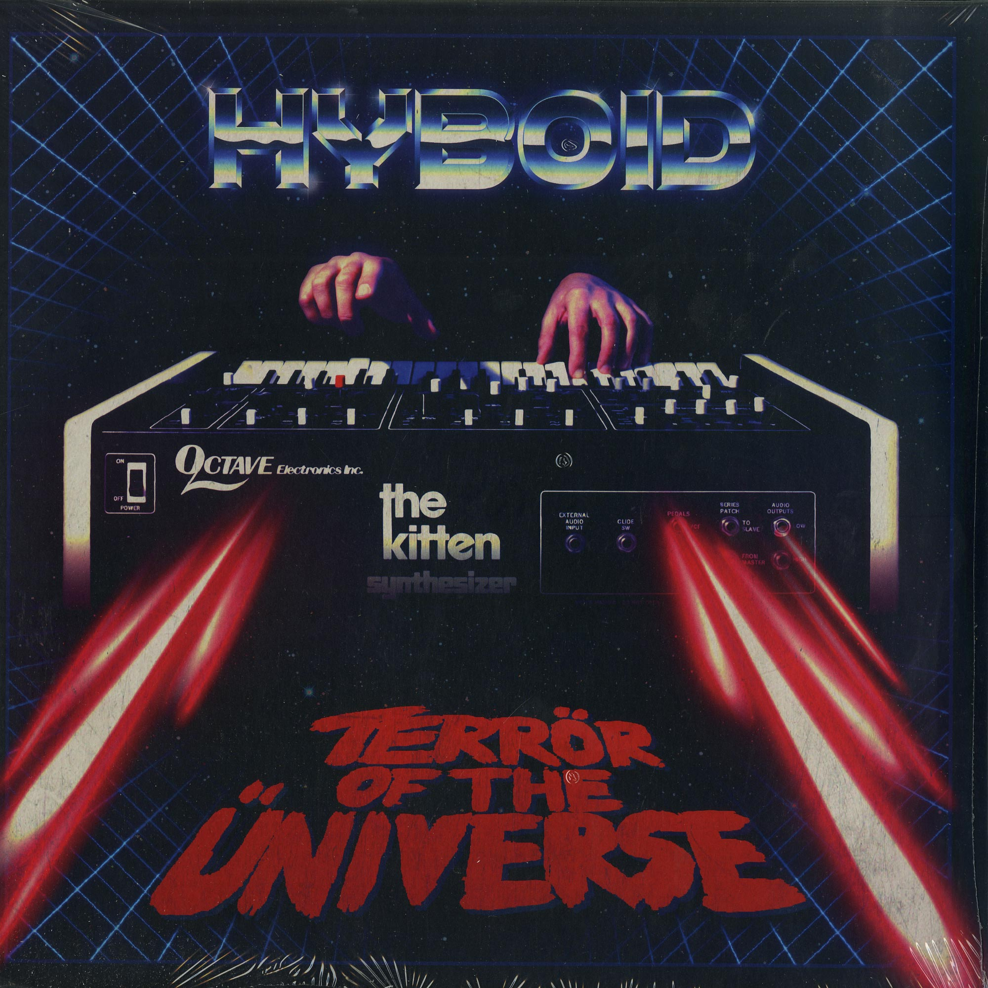 Hyboid - TERROR OF THE UNIVERSE