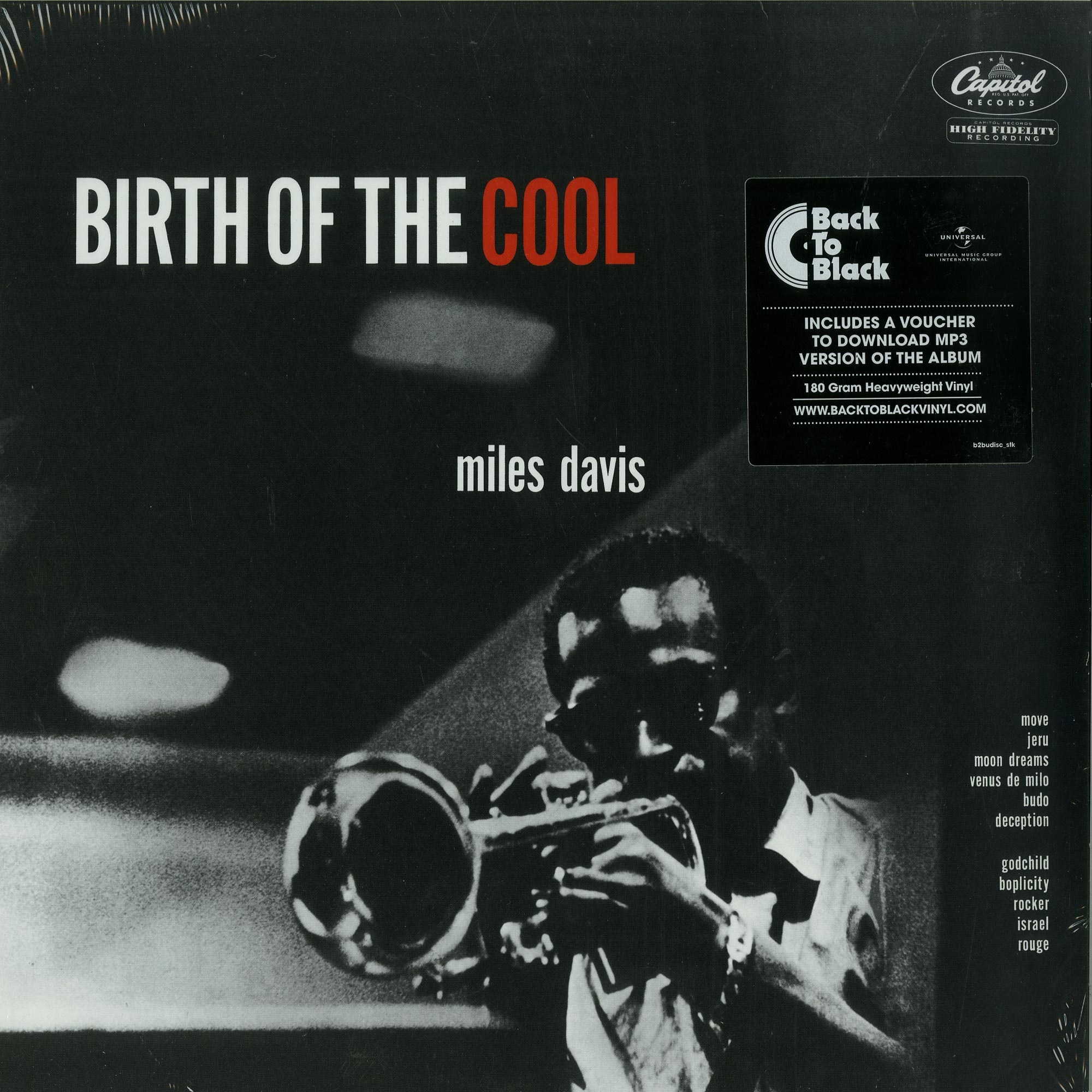 Miles Davis - BIRTH OF THE COOL
