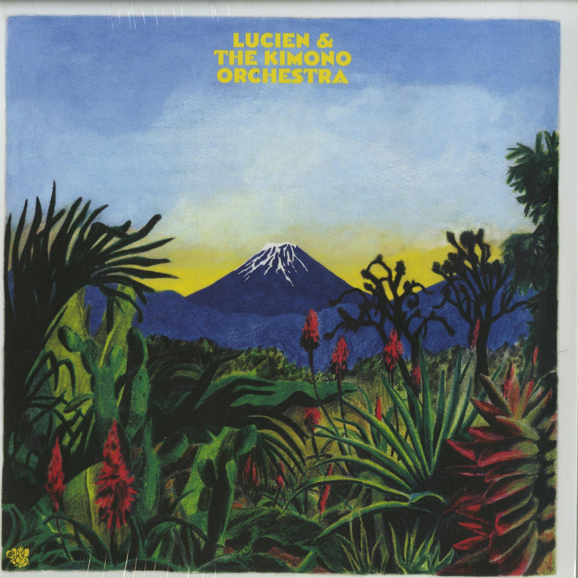 Lucien & The Kimono Orchestra - SP2500