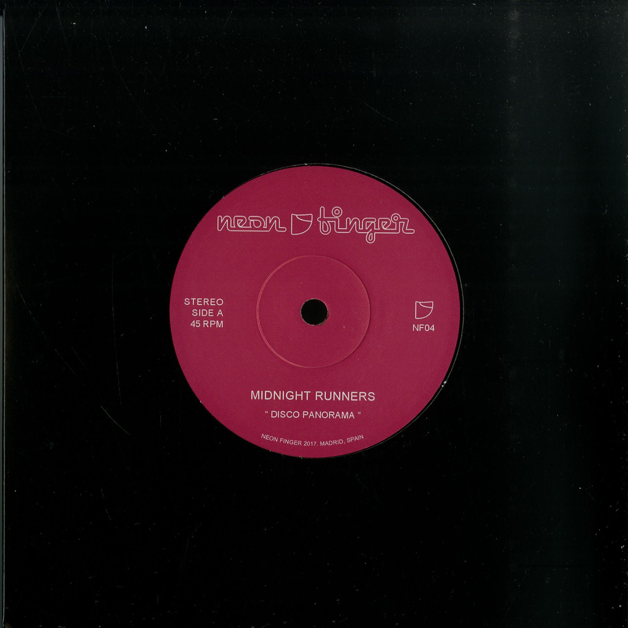 Midnight Runners - DISCO PANORAMA